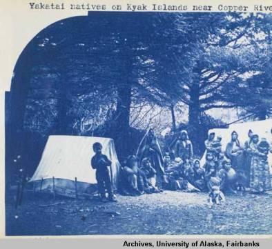 10. natives near copper river 1899