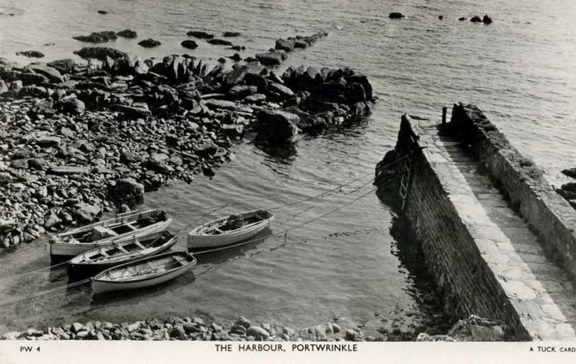 Cornwall, Portwrinkle c. 1952