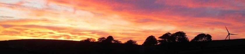 May 2016 sunset 2